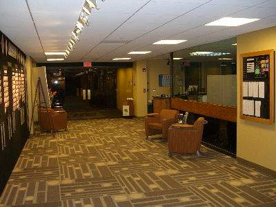 Business Hallway Carpet Cleaning Cleveland Ohio
