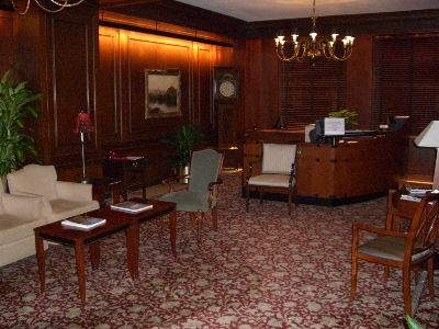 Business Lounge carpet cleaning Cleveland Ohio